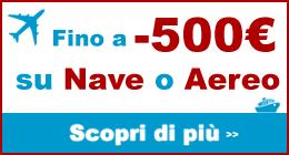 Sconto Viaggio Portale Sardegna