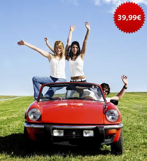 Hotel + Car at 39,99 €