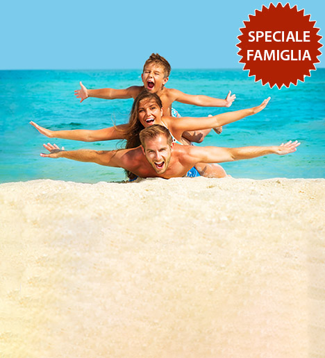 Vivi la Sardegna con la tua Famiglia