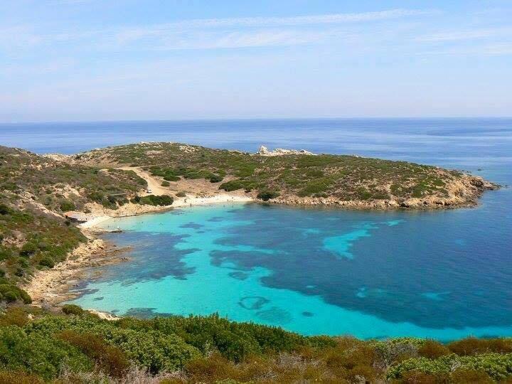 La bellezza del mare dell'Asinara