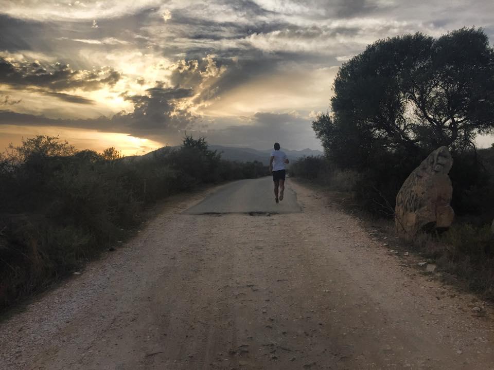 Correre in Sardegna