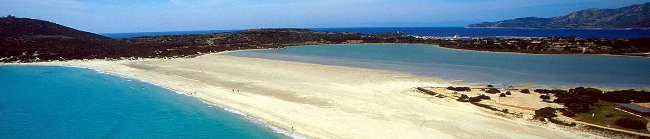 Viaggio nel sud sardegna - Spiaggia piscina rei ...