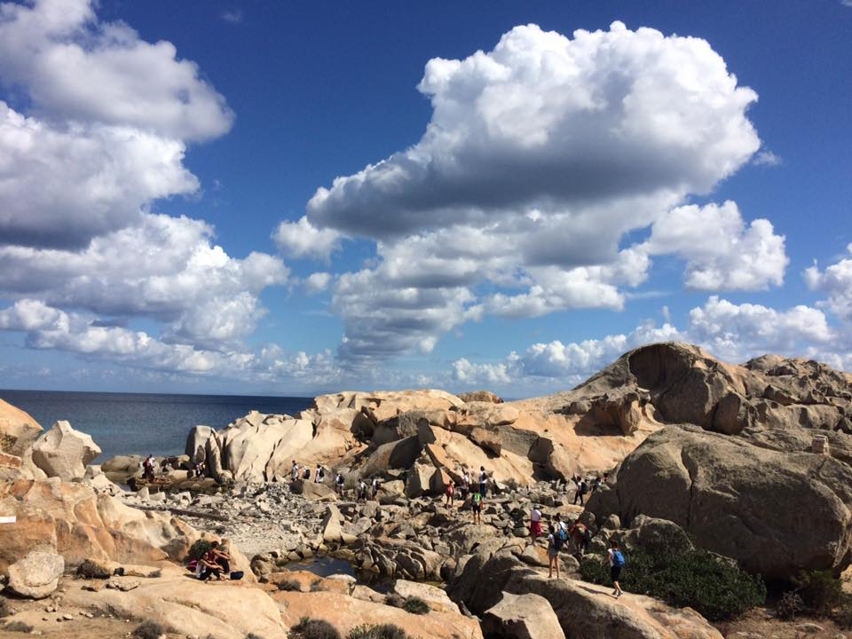 Trekking all'Asinara