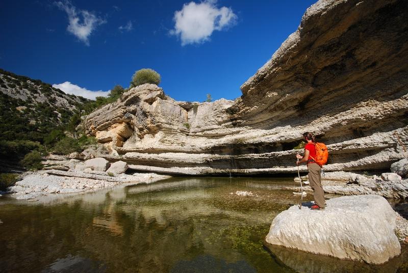 Camminare in Sardegna