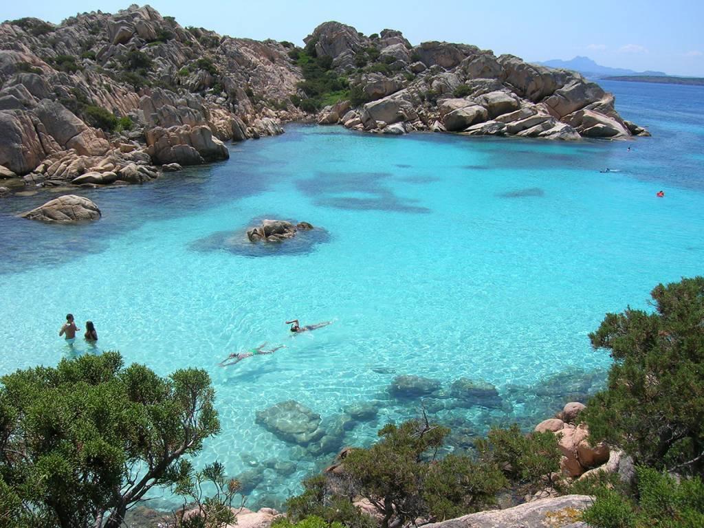 L'Arcipelago di La Maddalena in Sardegna