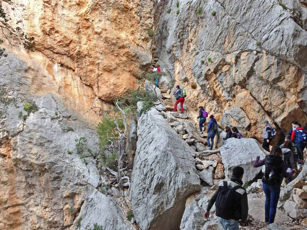 Trekking a Tiscali e Gorroppu in Sardegna