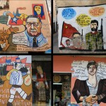 La Sardegna aperta al mondo che parla con muri colorati.